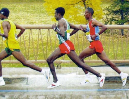 LA POSTURA AL CORRER DESDE LA PSICOTERAPIA RESPIRATORIA Y POSTURAL®  ¿ Cual es la mejor postura al correr sin sobreesfuerzo, sin lesiones y respirando bien?.
